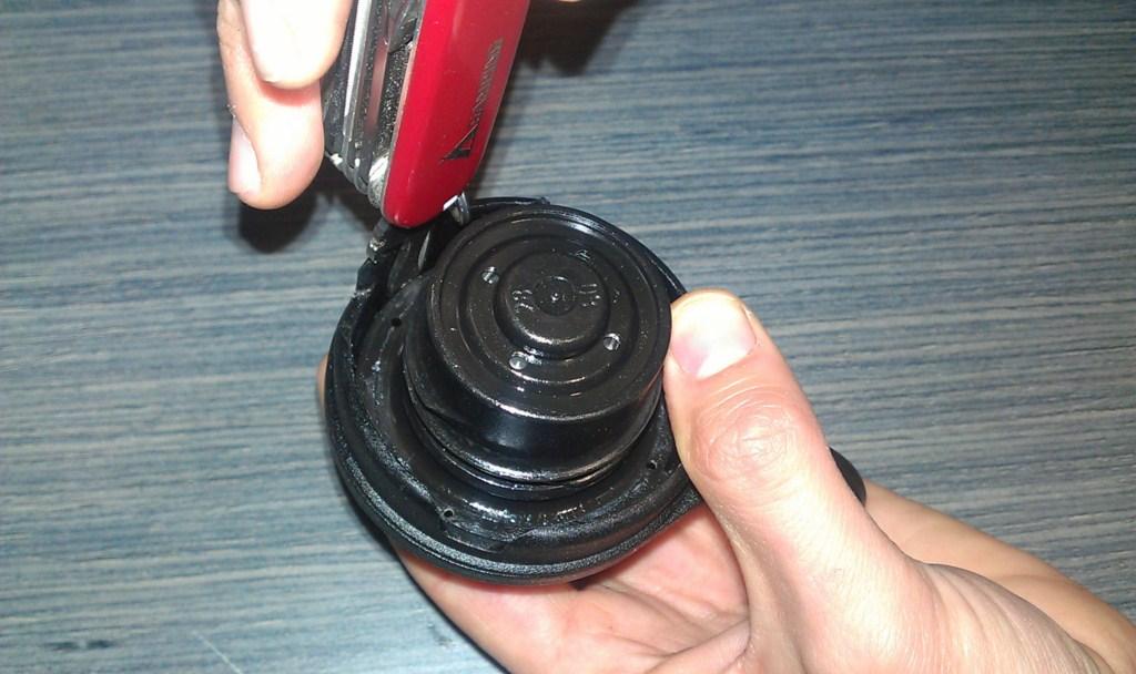 No basta la gasolina de los floreros 2109 carburador